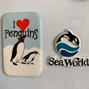 Sea World magnet bundle